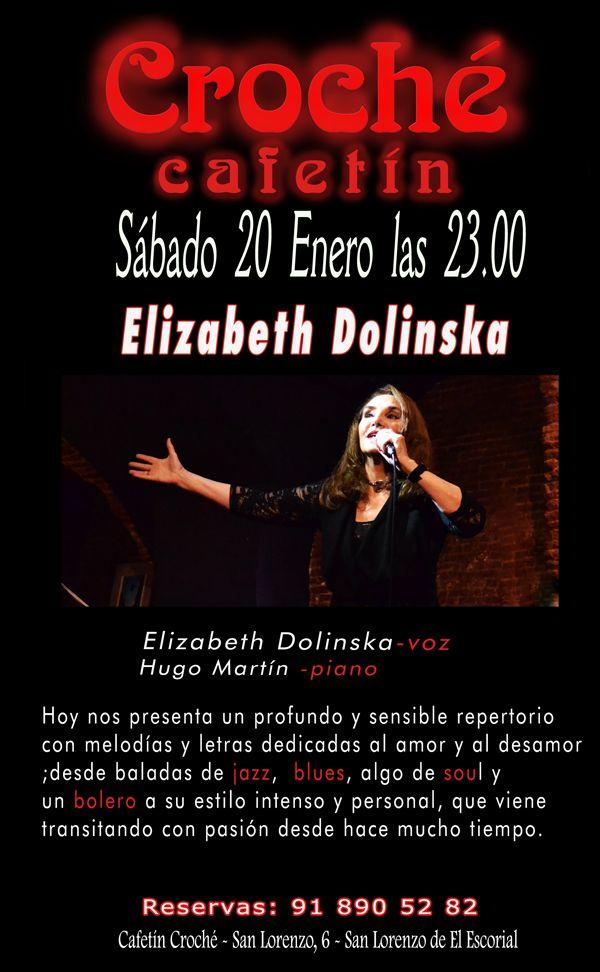 Concierto elizabeth dolinska