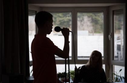 Cuidar la voz para cantar
