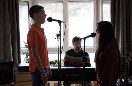 tecnica vocal para adolescentes y preadolescentes