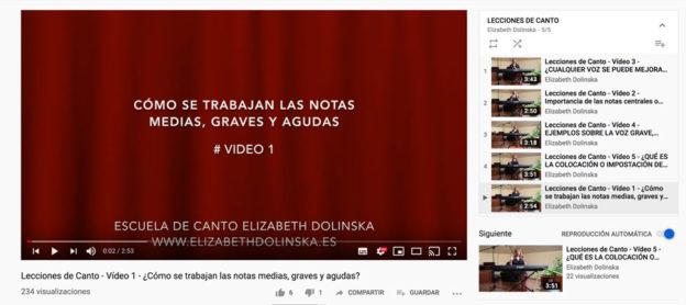 lecciones de canto escuela de canto elizabeth dolinska