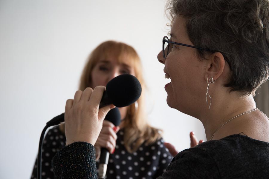 Cantar bien después de los 40