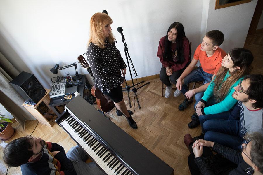 talleres de canto para principiantes