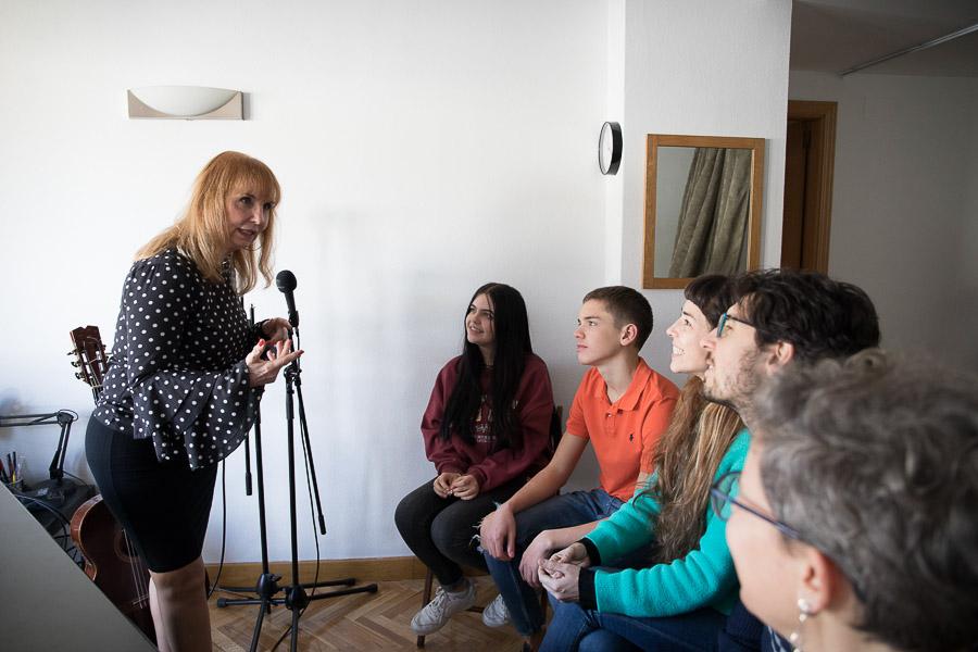 Sugerencias consejos aprender a cantar bien