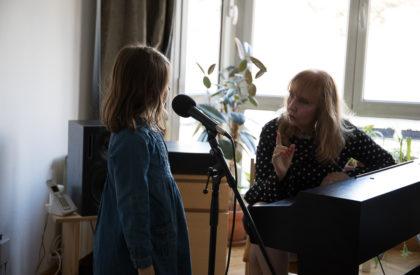 Edad para aprender a cantar